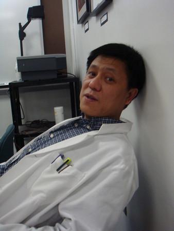 Lab B-day Mar 2009