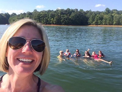Lake Lanier 2016 - Girls Day Out