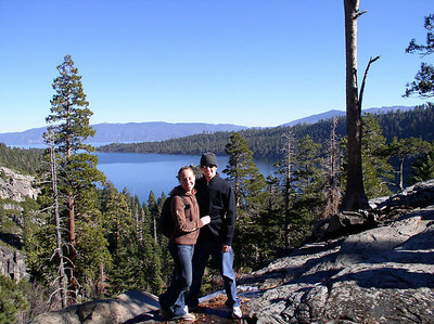 Lake Tahoe - November 2005