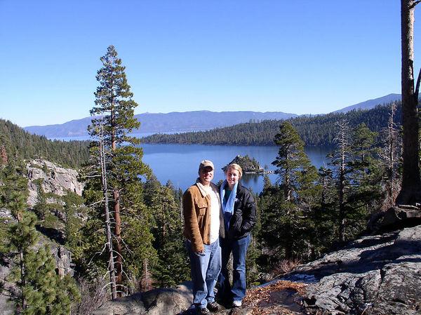 Phil and Nicole Smith