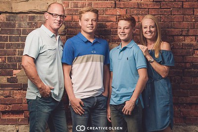 072417 Tom Lammel  Family Portrait Session