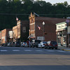 Downtown Lanesboro.