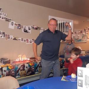 Larry's 70th Birthday