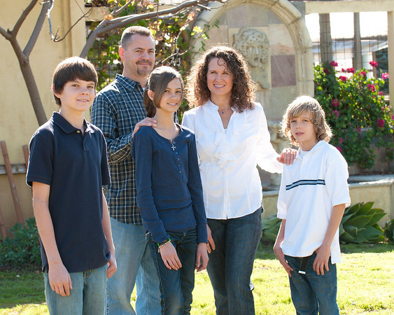 Laurel and Family