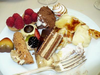 A few desserts!