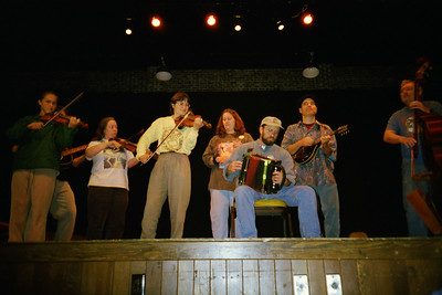 Laurie's Fiddle Tunes 1998 #1