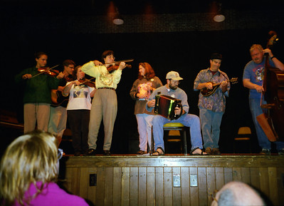 Laurie's Fiddle Tunes 1998 #3
