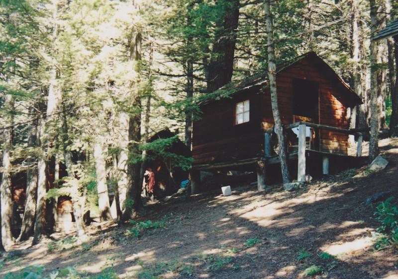 1991 Lazy K Bar Montana my cabin