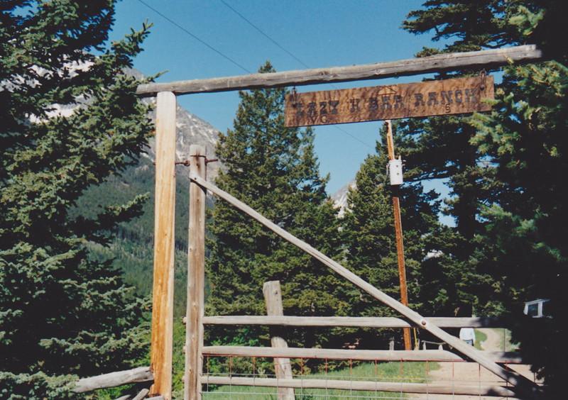 1991 Lazy K Bar Montana Lazy K Bar Ranch