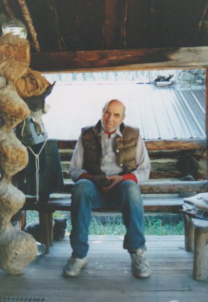 1991 Lazy K Bar Montana John Siemons