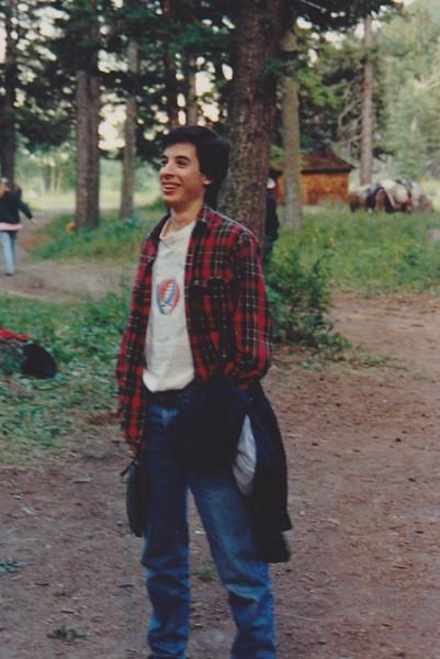1991 Lazy K Bar Montana Noam