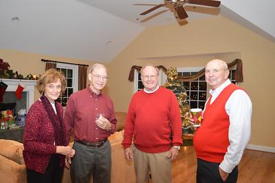 Marilyn & Ed Fitzgerald, Paul Williams & Bobby Nunnally