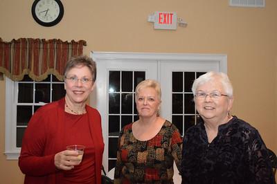 Kay Trendell, Erika Cotter, Judy Greene
