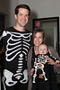 00aFavorite 20171031 (1907) Almost-4-month-old Reece and his parents giving out treats at Halloween