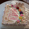 Lillian's Birthday Cake