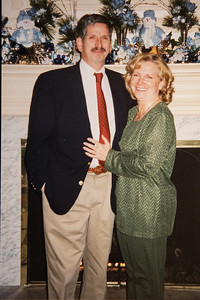 Lions Club Christmas Party 2001
