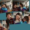Ethan & Megan embrace the moment
