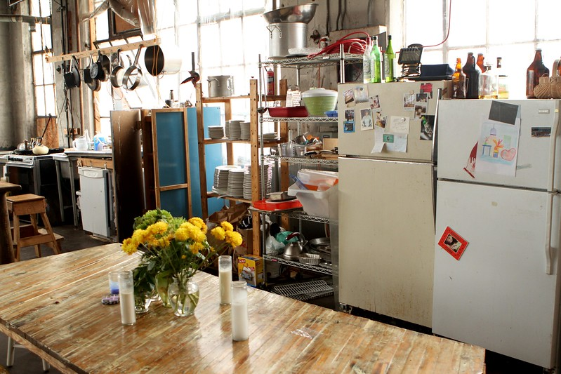 Enter the world of a Brooklyn loft