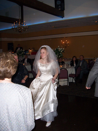 Liz Prechtel and Jake Dunphy's Wedding - Nov. 20, 2004