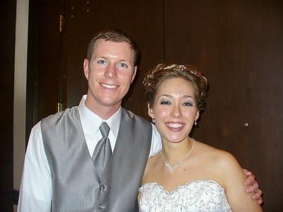 Mr. and Mrs. TJ McCormick
