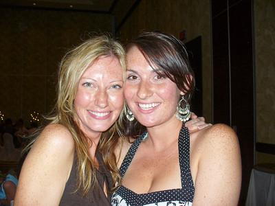 Andrea and Briana