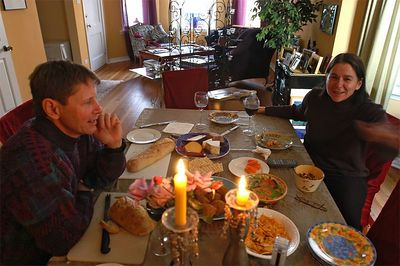 Tom & Lucia discuss the meaning of Thanksgiving