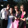 Maria & Jed's wedding: Lucy, Maria, Amy & Jen.