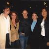Reunion in Santa Monica, CA (4/02): Lucy, Grazia, Jen, Maria & Amy.