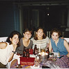 Cleveland Reunion (6/95): Maria, Lucy, Amy & Grazia.