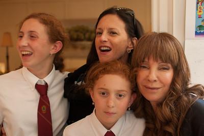 Louisa and daughters