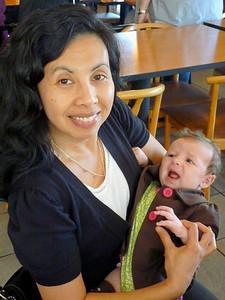 Mimi and Cambria