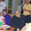 Papa Joe not amused - Grandma with Bonnie
