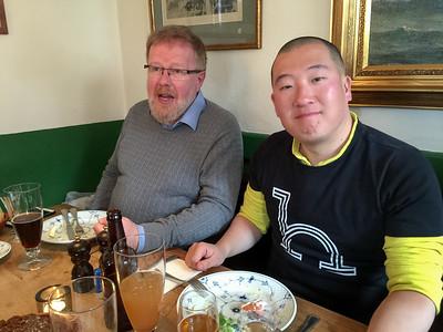 Påskefrokost på Restaurant Kronborg