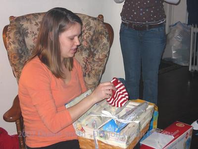 Lynsi's Baby Shower 20080113