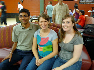 Shankar, Rachel, Jackie