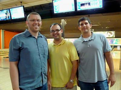 Craig, Jafar, Vince