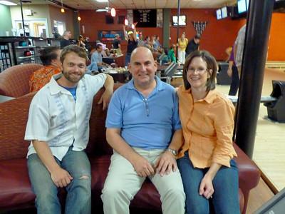 Jeff, Eric, Kari