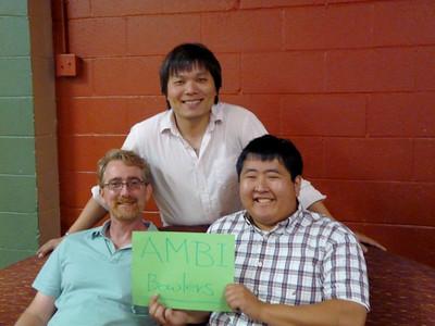 Steve, Josh, Andrew (from Portland)