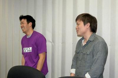 Eric T. & Josh