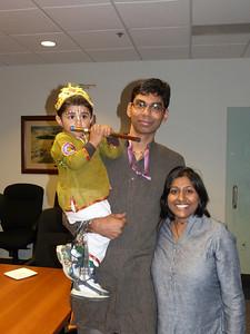 SankarshanWith Shankar and Sruthi