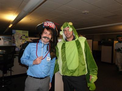 Josh and Vince