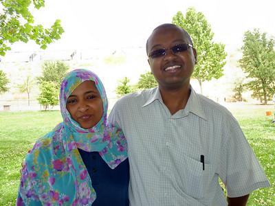 Rajaa & Ibrahim