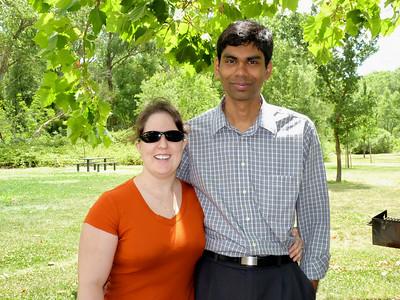 Erica & Shankar