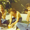 Dave Lewane, Tony Smull, Dan Schiller; May 1971