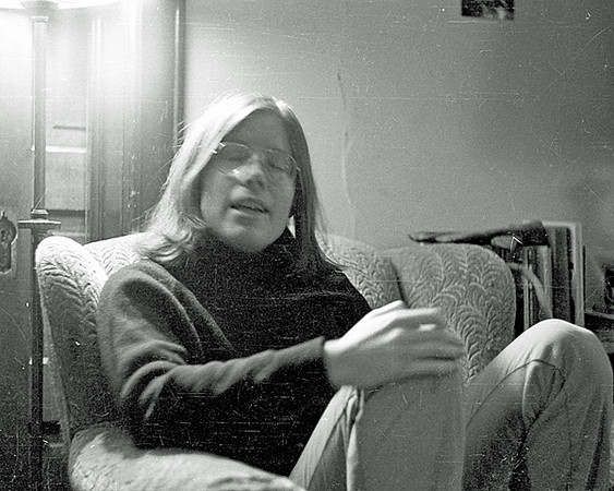 Wendy Maraniss; January 1975