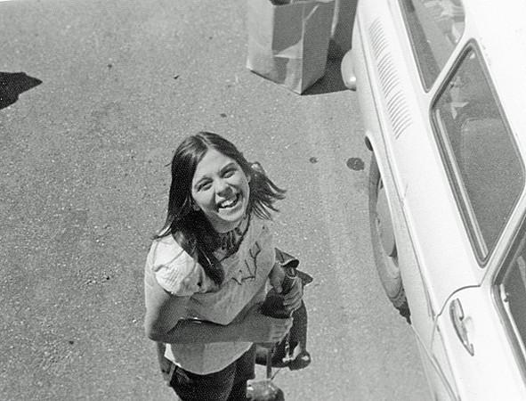 Betsy Lawrence; circa 1974
