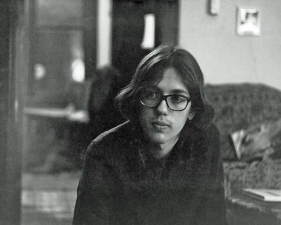 David Anderegg; April 1975