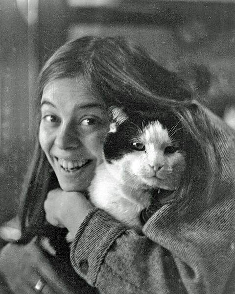 Betsy Lawrence, w. Milton; January 1975