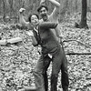 Nancy Erickson and Steve Freedman; circa 1974