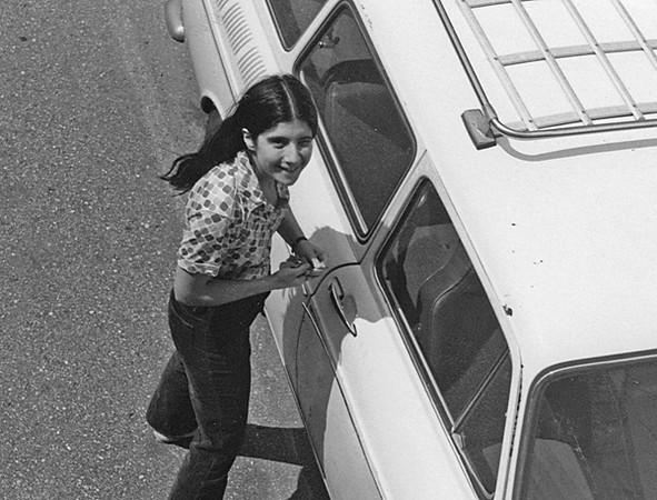 Cathy Roma; circa 1974